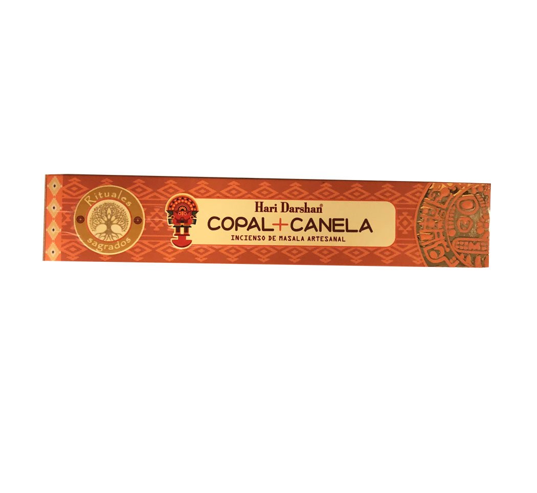 Copal and Canela Incense